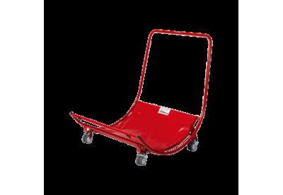 Tarpaulin base for J-trolley