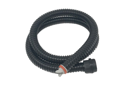 Hose for electric blowers