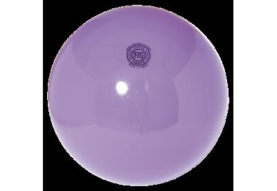 Ensfarvet bold